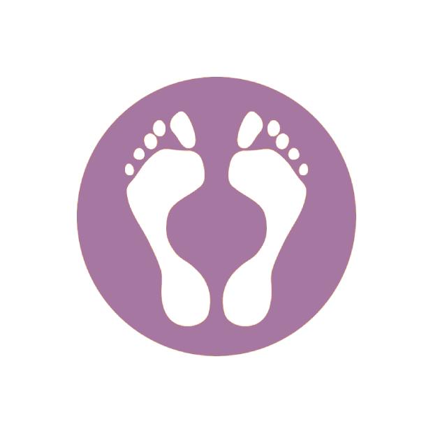 IQ SOX Footies (Soklet) HVID, 3-pak - Vælg størrelse